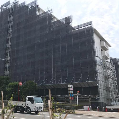 東京都江東区マンション大規模修繕工事