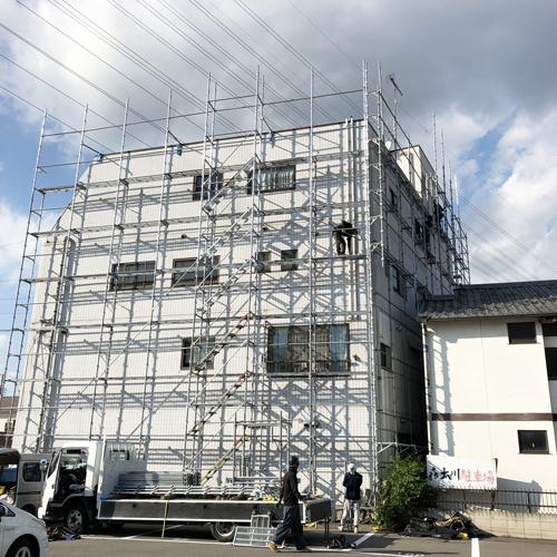 栃木県小山市 マンション改修工事